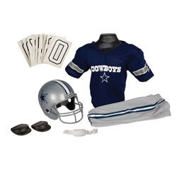 Franklin Sports NFL Dallas Cowboys Youth Uniform Set