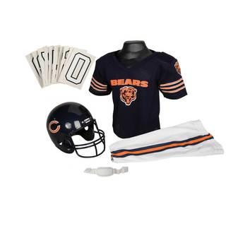 Franklin Sports NFL Chicago Bears Youth Uniform Set