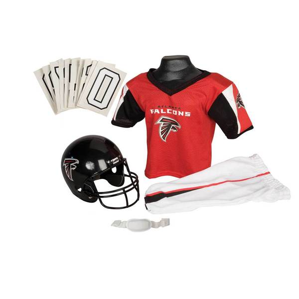 Franklin Sports NFL Atlanta Falcons Youth Uniform Set (As Is Item) 24716614