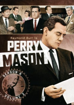 Perry Mason: The Sixth Season Vol. 2 (DVD)