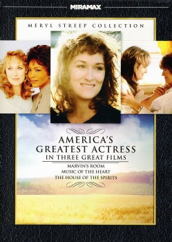 Meryl Streep Collection (DVD)