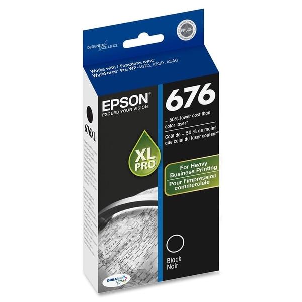 Epson DURABrite Ultra 676XL Ink Cartridge