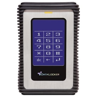 DataLocker DL3 DL500V3 500 GB Encrypted External Hard Drive - 1 Pack