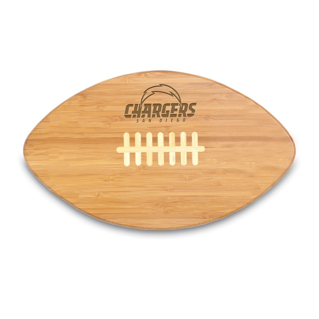 Picnic Time 'San Diego Charger' Touchdown Pro! Cutting Board
