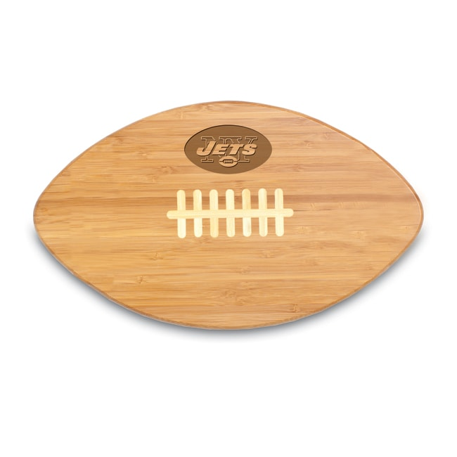 Picnic Time New York Jets Touchdown Pro! Cutting Board