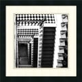 Ellen Fisch 'Architectural Detail No. 34' Framed Art Print