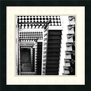 Ellen Fisch 'Architectural Detail No. 34' Framed Art Print