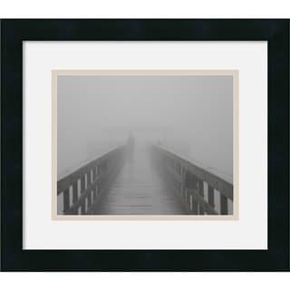 Gary Bydlo 'Into the Fog II' Framed Art Print