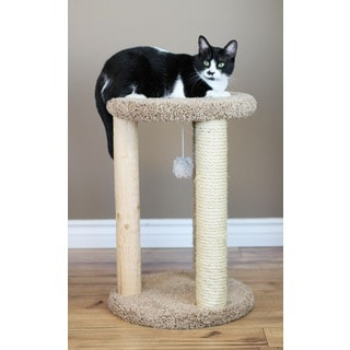New Cat Condos Round Multi-scratcher