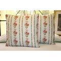 Versailles Quilted Euro Shams (Set of 2)