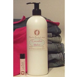 Softwater Soapworks Cucumber Melon Hand and Body Lotion
