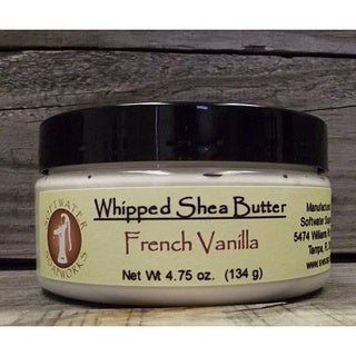 Softwater Soapworks French Vanilla Whipped Shea Butter