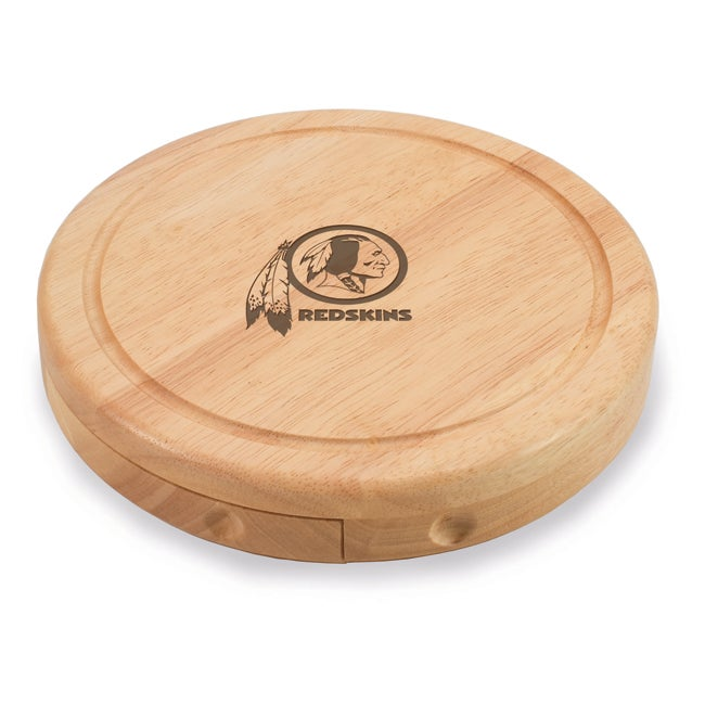 Picnic Time Washington Redskins Brie Cheese Board Set