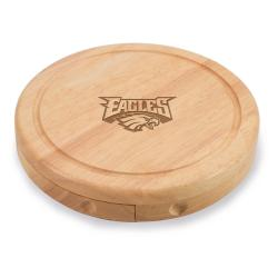 Picnic Time Philadelphia Eagles Brie Cheese Board Set