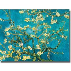 Vincent Van Gogh 'Mandorlo in Fiore' Canvas Art