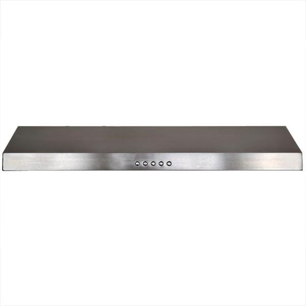 Cavaliere UC200 Steel Under Cabinet Hood Stainless
