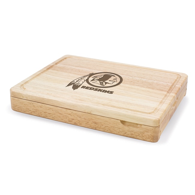 Picnic Time Washington Redskins Asiago Folding Cutting Board