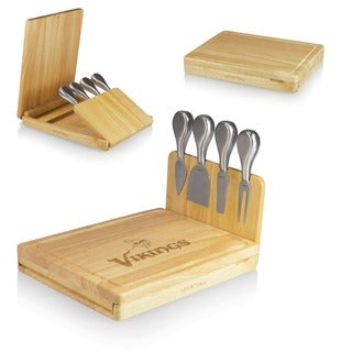 Picnic Time Minnesota Vikings Asiago Folding Cutting Board