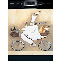 Appliance Art 'Chefs to Go' Dishwasher Cover
