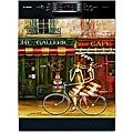 Appliance Art 'Girlfriends in Paris' Dishwasher Cover