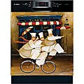 Appliance Art 'Tres Amis' Dishwasher Cover