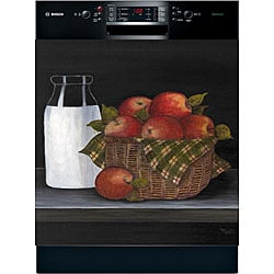 Appliance Art 'Milk & Apples' Dishwasher Cover