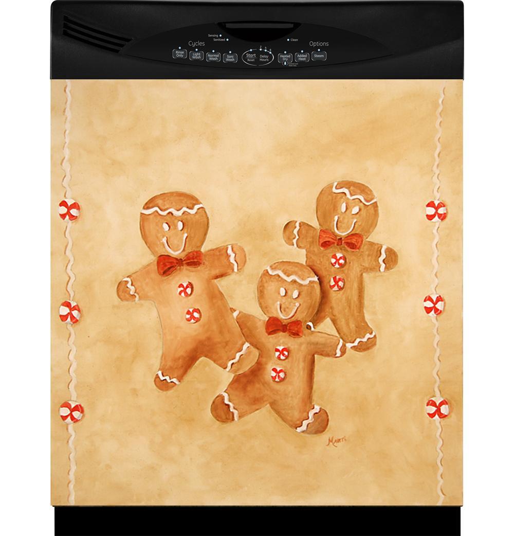 Appliance Art 'Gingerbread Men' Dishwasher Cover