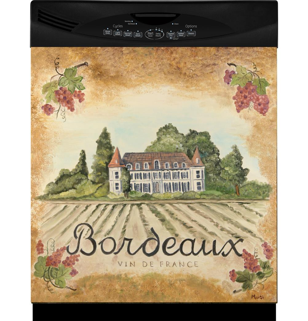 Appliance Art 'Wine Country' Dishwasher Cover