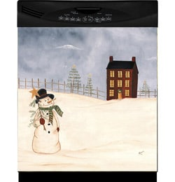 Appliance Art 'Winter Day' Dishwasher Cover