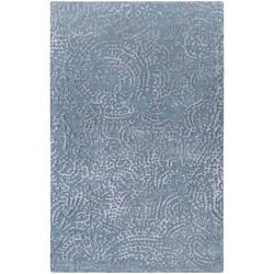 Julie Cohn Hand-knotted Cary Abstract Design Wool Rug (8' x 11')
