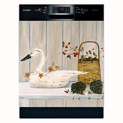 Appliance Art 'Country Goose' Dishwasher Cover