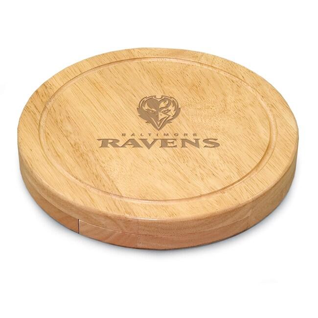 Picnic Time Baltimor Ravens Circo Cutting Board