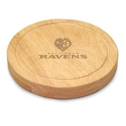 Picnic Time Baltimor Ravens Circo Cutting Board