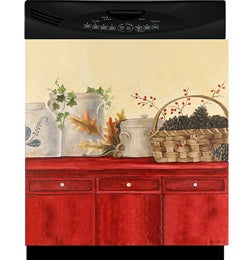 Appliance Art 'Country Crocks' Dishwasher Cover