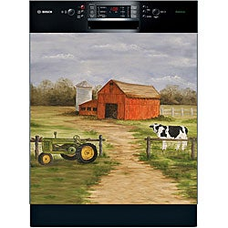 Appliance Art 'Farm Scene' Dishwasher Cover