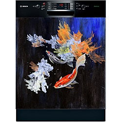 Appliance Art 'Koi Pond' Dishwasher Cover