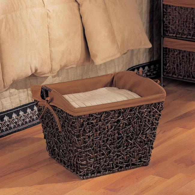 Twist Storage Basket