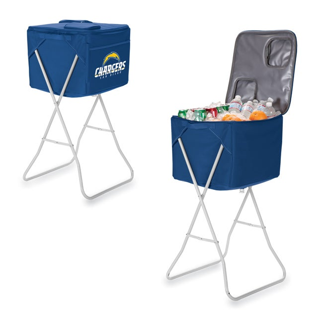 Picnic Time San Diego Chargers Party Cube