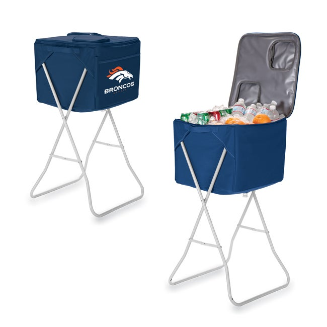 Picnic Time Denver Broncos Party Cube