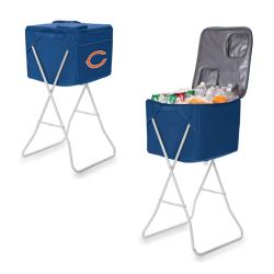 Picnic Time Chicago Bears Party Cube