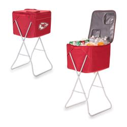 Picnic Time Kansas City Chiefs Party Cube