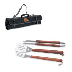 Picnic Time Cleveland Browns 3-piece BBQ Tote