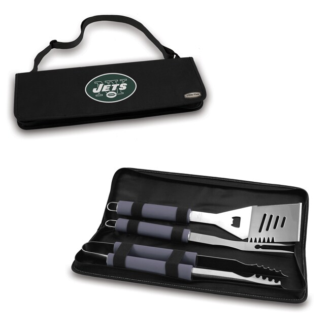 Picnic Time New York Jets Metro BBQ Tool Tote
