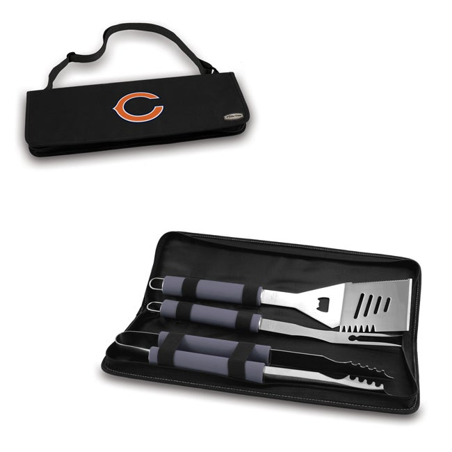 Picnic Time Chicago Bears Metro BBQ Tool Tote