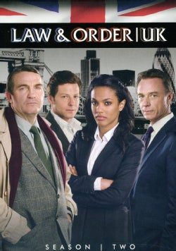 Law & Order UK: Season Two (DVD)