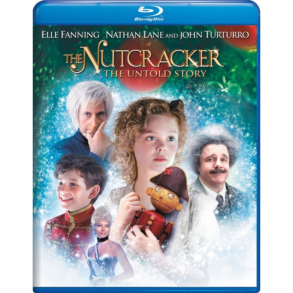 The Nutcracker: The Untold Story (Blu-ray Disc) 8364629