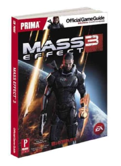 Mass Effect 3: Prima Official Game Guide (Paperback)