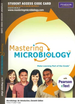 Microbiology MasteringMicrobiology Access Code: An Introduction: Includes Pearson eText (Other merchandise)