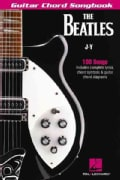 The Beatles Guitar Chord Songbook J-Y: 100 Songs (Paperback)