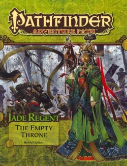 Jade Regent: The Empty Throne (Paperback)